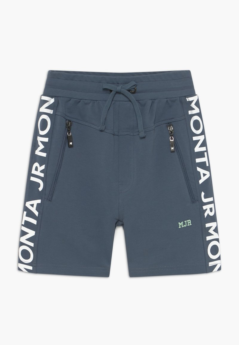 Monta Juniors - PONCE - Sports shorts - steel blue
