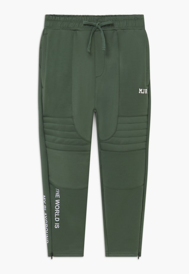 PADUA - Tracksuit bottoms - laurel