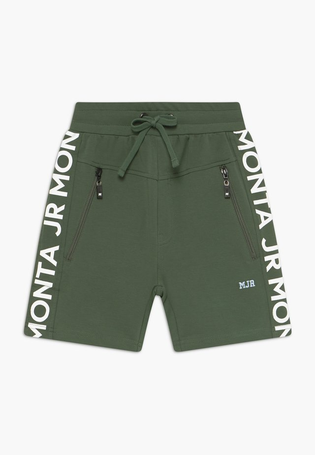 PONCE - Sports shorts - laurel