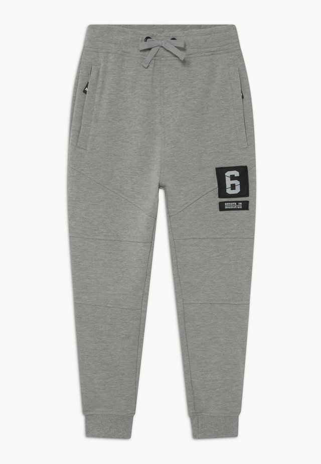 PASSAY - Tracksuit bottoms - grey