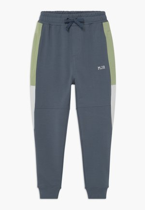 PARRAL - Teplákové kalhoty - steel blue