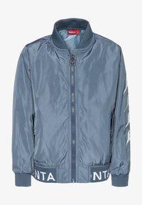 Monta Juniors - JAIPUR - Training jacket - steel blue - 0