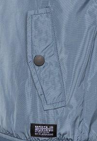 Monta Juniors - JAIPUR - Training jacket - steel blue - 2