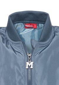 Monta Juniors - JAIPUR - Training jacket - steel blue - 3