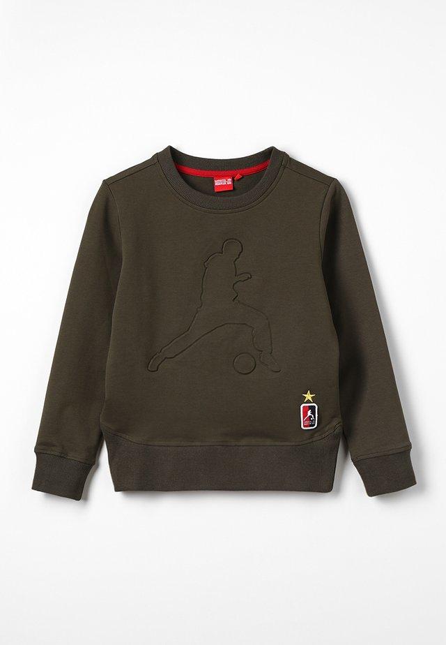 CASCO - Sweater - khaki
