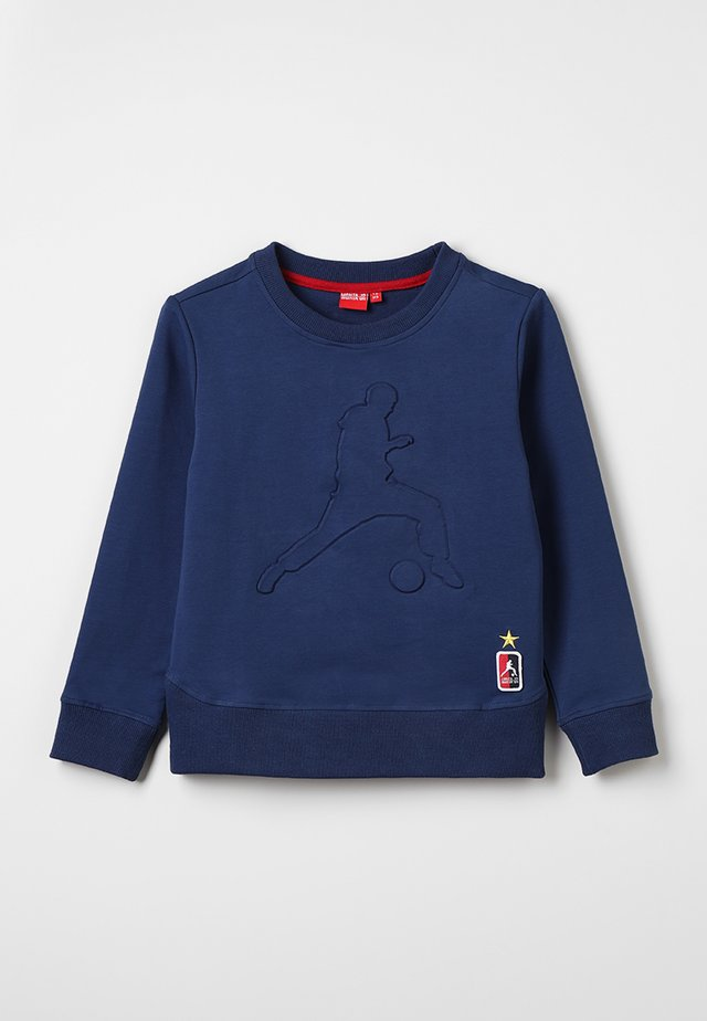 CASCO - Sweatshirt - mid blue
