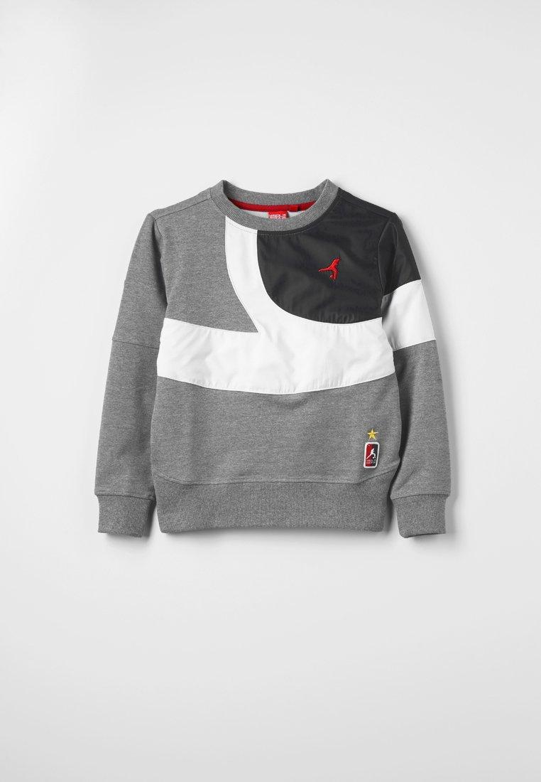 Monta Juniors - CALDRON - Sweatshirt - grey melee