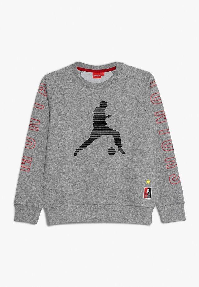 CONNOR - Sweatshirt - grey melee
