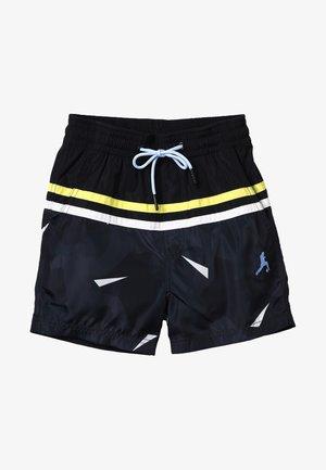 PEREZ - kurze Sporthose - black