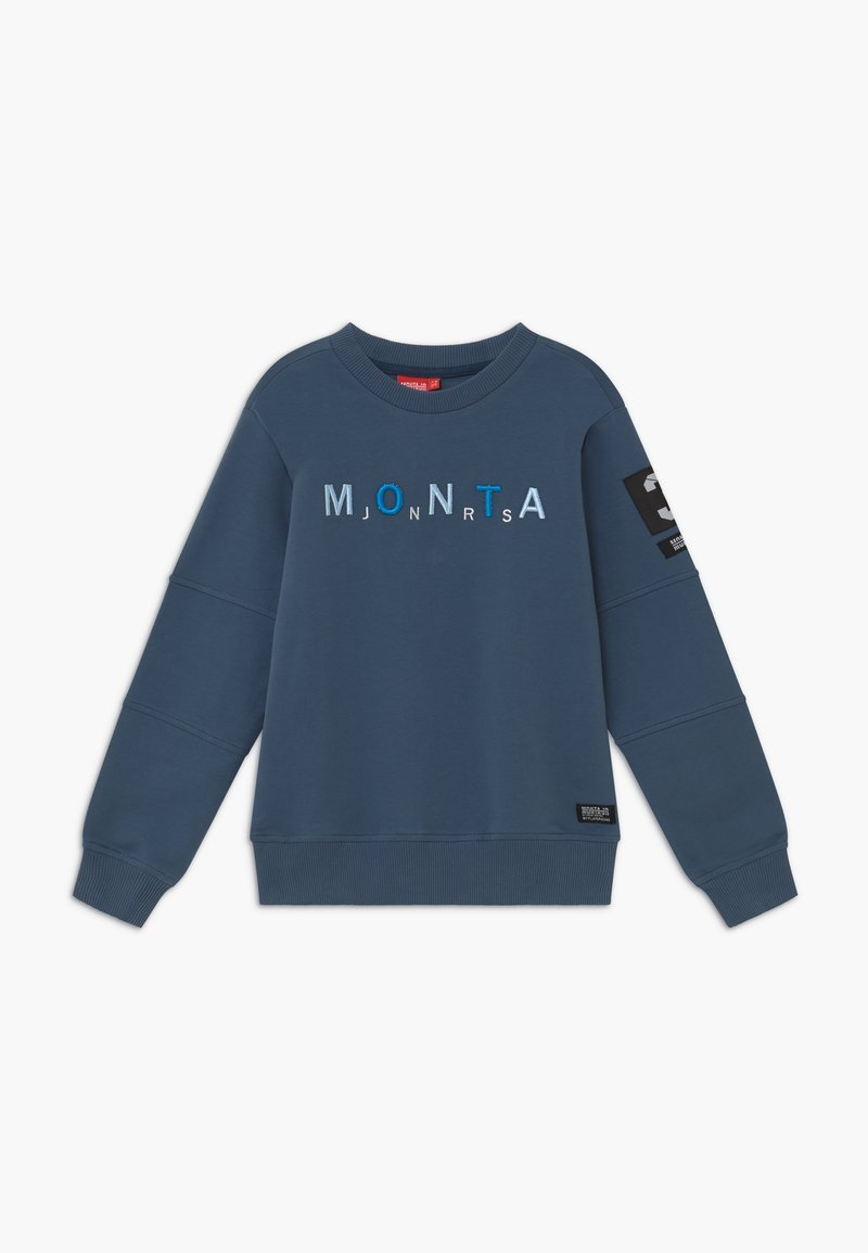 Monta Juniors - CADIZ - Sweatshirt - steel blue