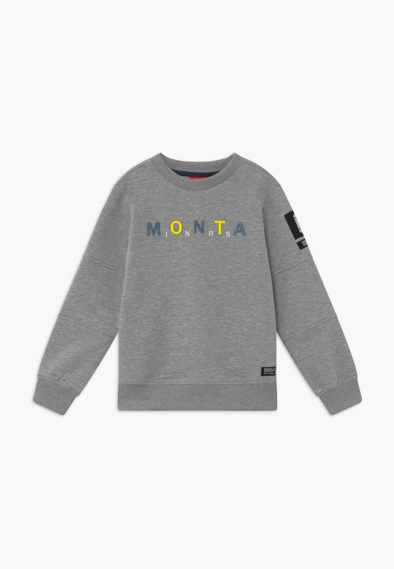 Monta Juniors - CADIZ - Sweatshirts - heather grey