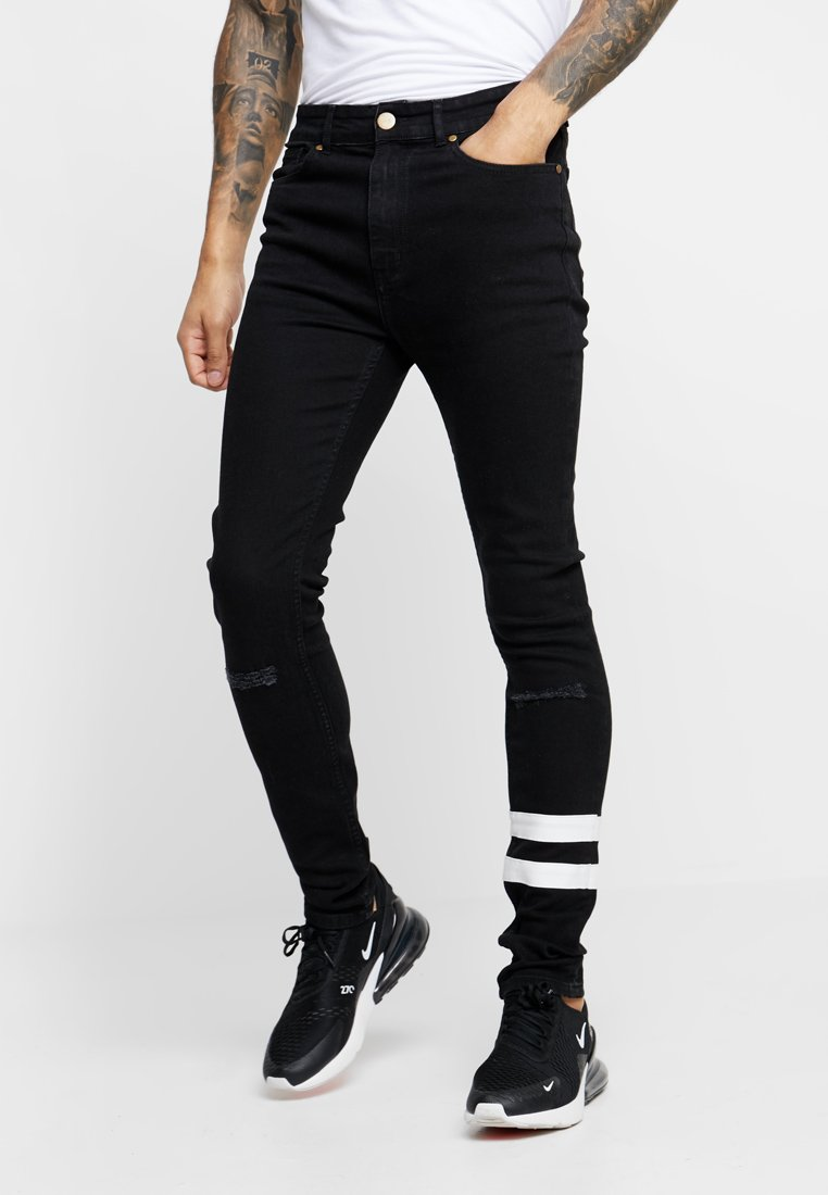 Modern Native - Jeans Skinny Fit - black denim