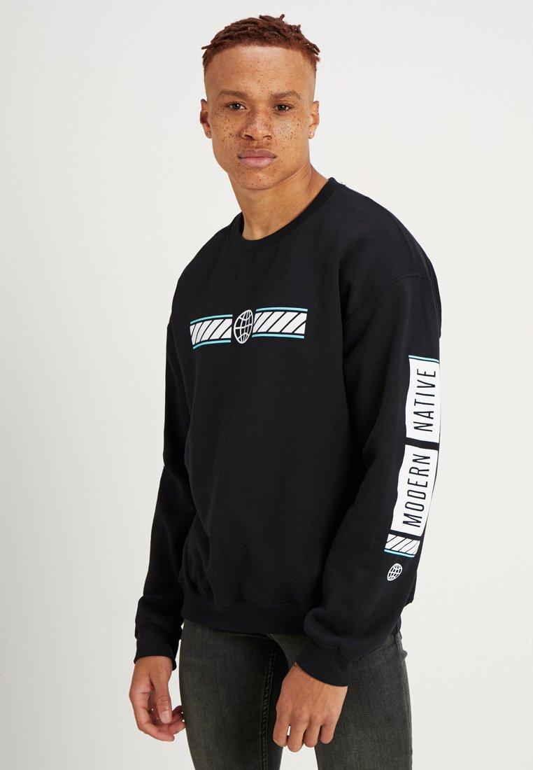 Modern Native - Sweatshirt - black