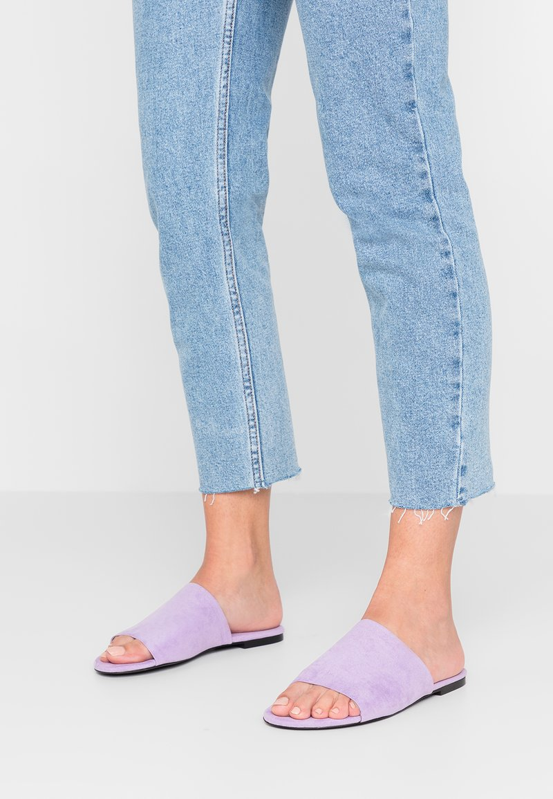 Monki - MOA - Pantofle - light purple