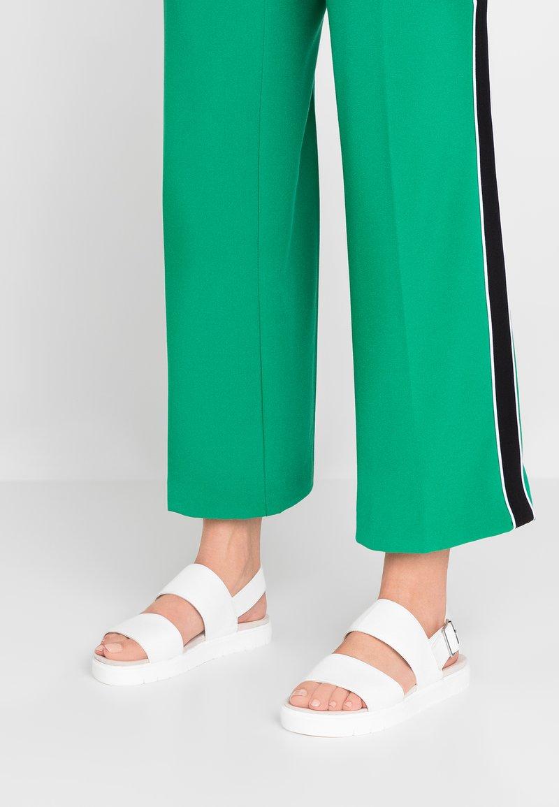 Monki - TILDA - Sandals - white