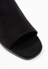 Monki - SARAH - Heeled mules - black - 2