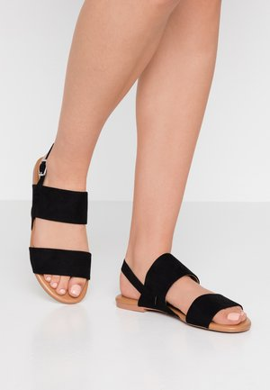 BEATA UNIQUE  - Sandals - black