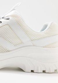 Monki - HEDVIG - Sneakers - white - 2