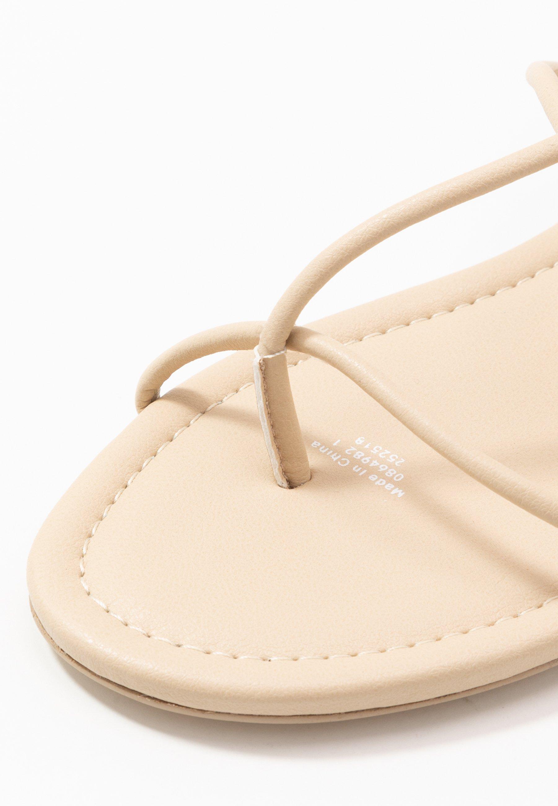 Monki JANA  - Tongs - beige