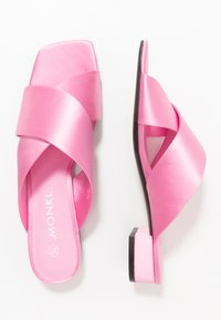 Monki - RENATE  - Pantofle - pink - 3