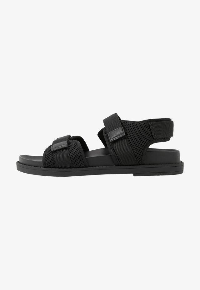 MISHA - Sandals - black