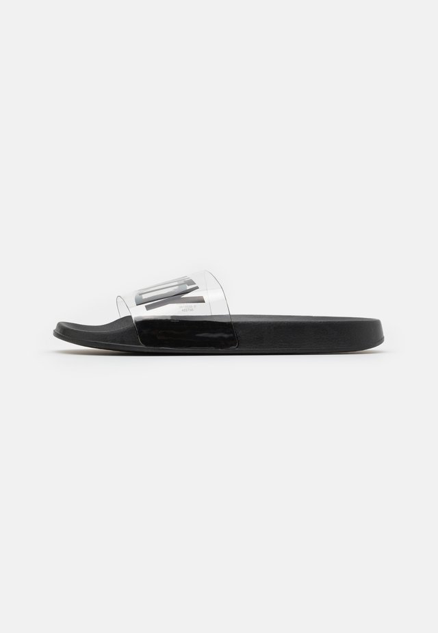 EVELYN FANCY  - Pool slides - offwhite