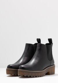 Monki - RONJA - Boots à talons - black - 5