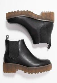 Monki - RONJA - Boots à talons - black - 3