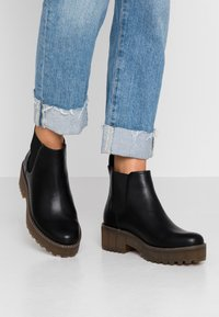 Monki - RONJA - Boots à talons - black - 0