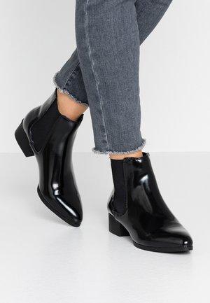 OFELIA - Boots à talons - black polido