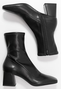 Monki - LEIA BOOT - Botki - black