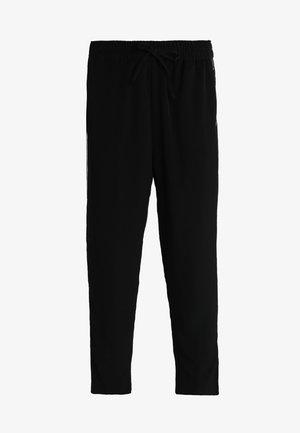 MOA TROUSERS - Kalhoty - black
