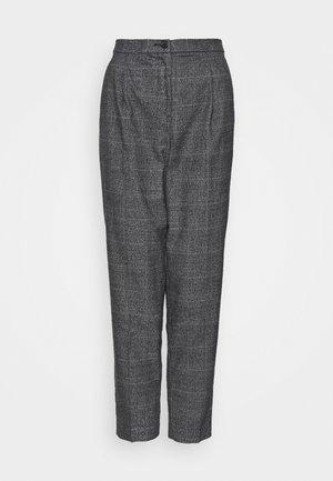 TARJA TROUSERS - Kalhoty - grey