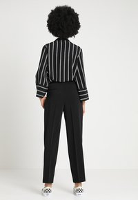 Monki - TARJA TROUSERS - Trousers - black - 2