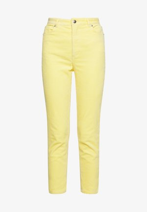 KIMMY TROUSERS - Bukse - yellow