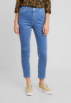 KIMMY TROUSERS - Trousers - blue