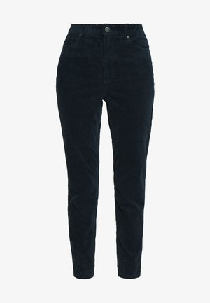 KIMMY TROUSERS - Bukse - blue dark