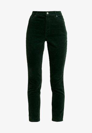 KIMMY TROUSERS - Pantaloni - green