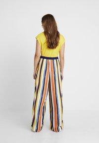 Monki - CARRO TROUSERS - Trousers - multicoloured - 2
