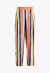 Monki - CARRO TROUSERS - Trousers - multicoloured - 4