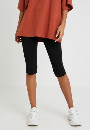 LIME CAPRI - Leggings - black