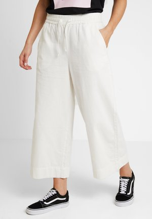 KAI TROUSERS - Pantaloni - off white