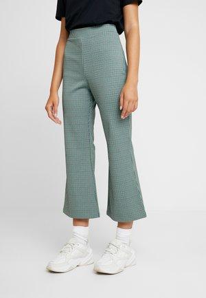STARLET TROUSERS - Pantaloni - mint