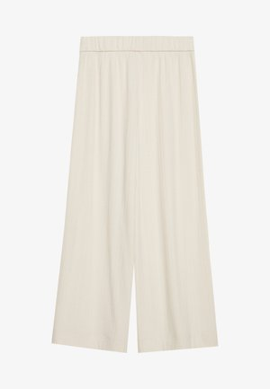 CILLA TROUSERS - Trousers - beige