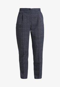 Monki - TARJA TROUSERS - Kalhoty - royal blue - 4