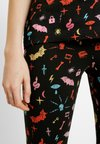 Monki - ED - Leggings - black
