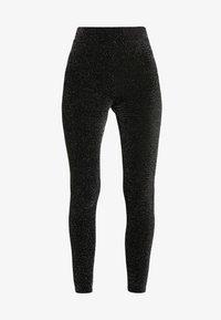 Monki - ED - Leggings - Trousers - black - 3