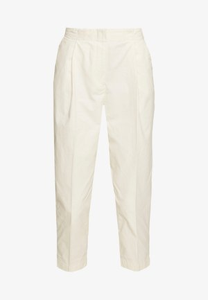 MONA TROUSERS - Bukse - white