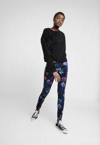 Monki - KIM - Leggings - Trousers - roses are multi - 2