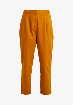 JAINEY TROUSERS - Bukser - camel